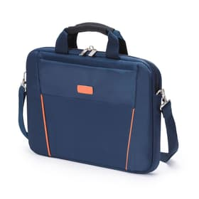 "Slim Case Base,14-15.6"", Notebook bag,  blu/arancione"