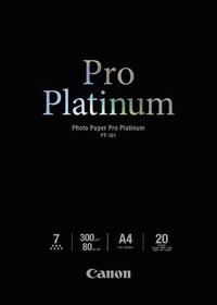 Pro Platinum Photo Paper A4 PT-101 Papier photographique Canon 797556700000 Photo no. 1