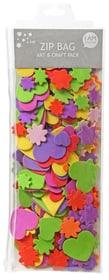 Moosgummi Blumen I AM CREATIVE 666019000000 Bild Nr. 1