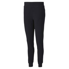 Modern Basics Pants FL cl Damen-Leggings Puma 464254900320 Grösse S Farbe Schwarz Bild-Nr. 1