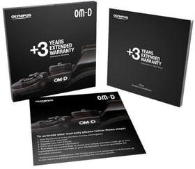 3 Jahre für alle OM-D Kameras Garantieerweiterung Olympus 785300145152 Bild Nr. 1
