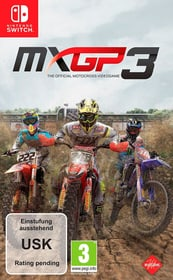 Switch - MXGP 3 (D) Box 785300131238 Bild Nr. 1