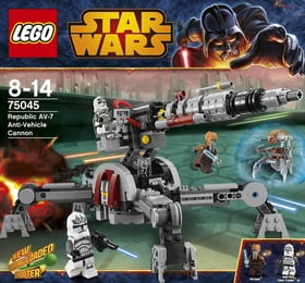 Lego Star Wars 75045 Republic AV-7 LEGO® 74785100000014 Bild Nr. 1