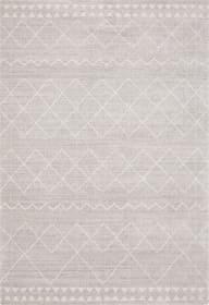 SIDORO Tappeto 412024512080 Dimensioni L: 120.0 cm x P: 170.0 cm Colore grigio N. figura 1