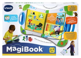 Magibook Vert  (F) Jeux éducatifs 745237690103 Photo no. 1