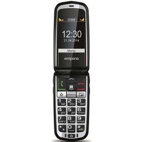 Emporia Glam Mobiltelefon schwarz Emporia 95110039767115 Bild Nr. 1
