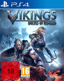 PS4 - Vikings - Wolves of Midgard Box 785300121779 Bild Nr. 1