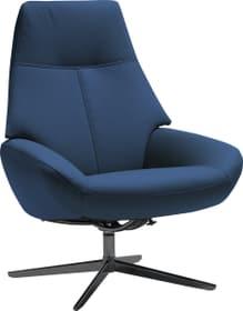 ARNOLD Sessel 402452507040 Grösse B: 78.0 cm x T: 89.0 cm x H: 97.0 cm Farbe Blau Bild Nr. 1