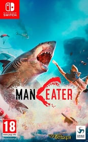 Maneater - Day 1 Edition Box Nintendo 785300152914 Lingua Francese Piattaforma Nintendo Switch N. figura 1