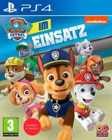 PS4 - Paw Patrol: Im Einsatz (D) Box 785300138150 Photo no. 1