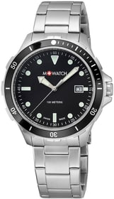 M+Watch AQUA STEEL M+Watch 760834500000 Bild Nr. 1