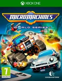 Xbox One - Micro Machines World Series Box 785300122318 N. figura 1