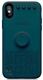 Back Cover Ludicase Jungle Blue Hülle ITSKINS 785300141117 Bild Nr. 1
