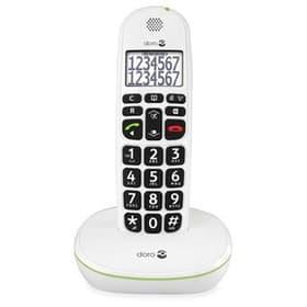PhoneEasy110w blanc Téléphone fixe Doro 785300124453 Photo no. 1