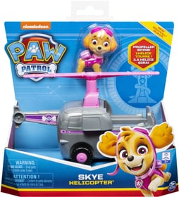 Paw Patrol Basic Vehicles Véhicule jouet Spin Master 747502500000 Photo no. 1