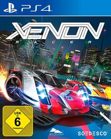 PS4 - Xenon Racer D Box 785300141721 Photo no. 1