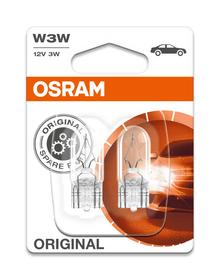 Original W3W 2 Stk. Autolampe Osram 620475700000 Bild Nr. 1