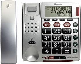 Big Tel 50 Alarm Plus Telefono grande pulsante Telefono fisso Amplicomms 794061900000 N. figura 1