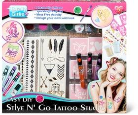 Style et Go Studio de tatouage - Sertie de nombreux accessoires pour les tatouages Bijoux 746141200000 Photo no. 1