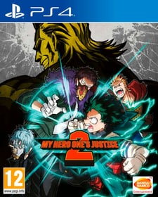 PS4 - My Hero One's Justice 2 Box 785300149909 Bild Nr. 1