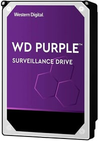 "Harddisk WD Purple 3.5"" SATA 8 TB HDD Intern Western Digital 785300153354 Bild Nr. 1"