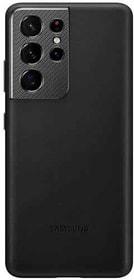 Leather Cover Black Hülle Samsung 785300157303 Bild Nr. 1