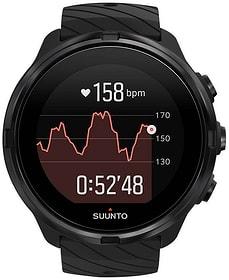 9 All Black Smartwatch Suunto 785300147038 Photo no. 1