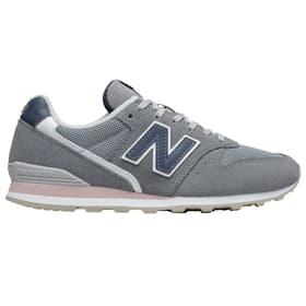 996 Chaussures de loisirs pour femme New Balance 465436137083 Taille 37 Couleur gris foncé Photo no. 1