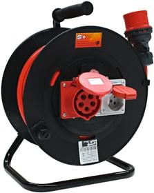 Bauflex 1 x CEE16/5 Kabelrolle Steffen 613117700000 Bild Nr. 1