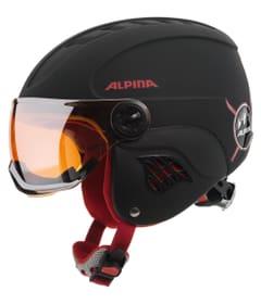 Alpina Junior Visierhelm Carat LE