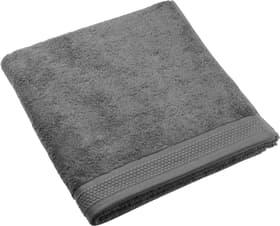 NATURAL FEELING Asciugamano per le mani 450873120484 Colore Antracite Dimensioni L: 50.0 cm x A: 100.0 cm N. figura 1