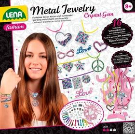 Set creativo Metallo e strass Gioielleria LENA® 746175800000 N. figura 1