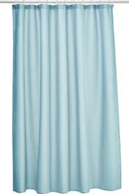 LINO Rideau de douche 180x200 cm 453159353541 Couleur Turquoise Dimensions L: 180.0 cm x H: 200.0 cm Photo no. 1