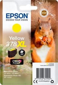 Cartouche d'encre 378XL jaune Cartouche d'encre Epson 798550500000 Photo no. 1