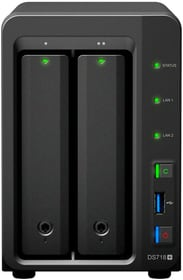 DiskStation  DS718+ Leergehäuse Network-Attached-Storage (NAS) Synology 785300131306 Bild Nr. 1