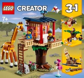 Creator 31116 Casa Sull'Albero del safari LEGO® 748760800000 N. figura 1