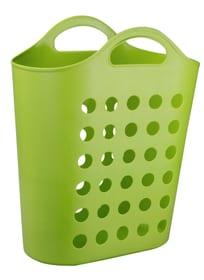 Wäschekorb flexibel large Do it + Garden 675133500000 Farbe Kiwi Bild Nr. 1