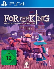PS4 - For the King D Box 785300144044 Photo no. 1