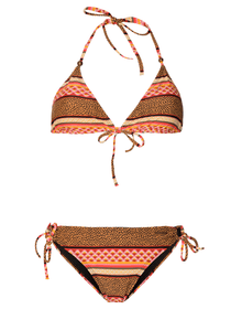 EVA Bikini Protest 468122800658 Grösse XL Farbe caramel Bild-Nr. 1