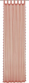 TIMO Tag-Fertigvorhang 430285120838 Grösse B: 140.0 cm x H: 260.0 cm Farbe Rosa Bild Nr. 1