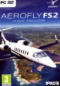 PC - AeroFly FS 2 (F) Box 785300131549 Bild Nr. 1