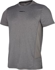 ADV Essence SS Tee Herren-T-Shirt Craft 470459000580 Grösse L Farbe grau Bild-Nr. 1