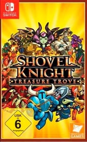 NSW - Shovel Knight: Treasure Trove D Box 785300145714 Bild Nr. 1