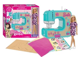 Machine coudre Bricolage Barbie 744691800000 Photo no. 1