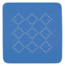 Fondo doccia Alaska spirella 675026900000 Colore Blu Scuro Taglio 55 x 55 cm N. figura 1