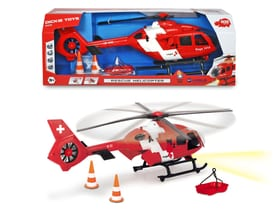 Rescue Helicopter Macchinine Dickie Toys 746218600000 N. figura 1