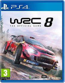 PS4 - WRC 8 D Box 785300157001 N. figura 1