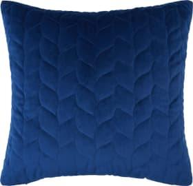 ALBERICA Zierkissen 450750640840 Farbe Blau Grösse B: 45.0 cm x H: 45.0 cm Bild Nr. 1