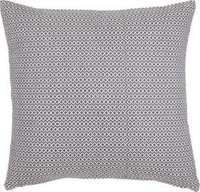 JULIANA Fodera per cuscino decorativo 450725840183 Colore Grigio scuro Dimensioni L: 45.0 cm x A: 45.0 cm N. figura 1