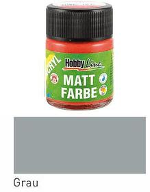 C.KREUL Acryl Mattfarbe Grau 50ml C.Kreul 665526700110 Farbe Grau Bild Nr. 1